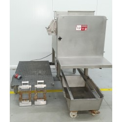 TREIF MUSTANG DICER Dicer Food machinery Equipment For Sale Cube Dicer Slicers, Dicers, Cutters fresh and frozen meat dicer