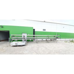 3-tier Preparation Conveyor
