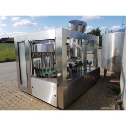 Stork 32 / 8 Monobloc Vacuum filler Used Bottling Lines • STORK 32/8